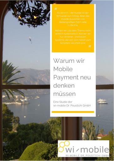 Mobile Payment Studien wi-mobile 2014